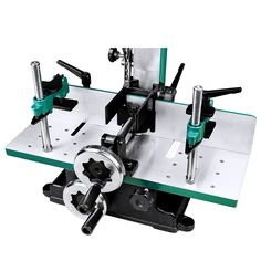Grizzly G0645 and Shop Fox W1671 Benchtop Mortising Machine - RobotDigg R Robot, Mortising Machine, Chisel Set, Fox, Shopping, Home Workshop, Foxes