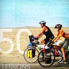 INSPIRING      LIVING      LOVING      PLAYING      WORKING      GIVING    50 Lessons I Wish I Had Learned Earlier [BLOG]