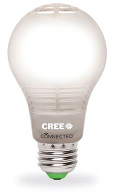 Personalize your home lighting with the Cree Connected LED Bulb. Control and set your custom lighting environment to create your own unique atmosphere.