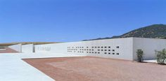 Museum and Research Centre Madinat Al Zahra - Cordoba, Spain by Nieto Sobejano Arquitectos