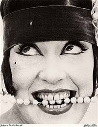 Barbara in the 20s by William Klein