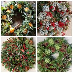 All Things Farmer: Wreaths for All Season