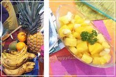Salade de fruits exotiques -> Atelier culinaire / Menu exotique
