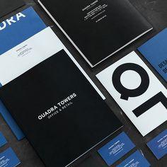 Quadra branding http://ift.tt/1Obq9rH #typography #blue #minimal #mindsparklemag #branding #graphicdesign #designinspiration #bold #corporatedesign #logo #logotype #stationary by mindsparklemagazine