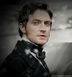 Richard Armitage as John Thornton from BBC North and South