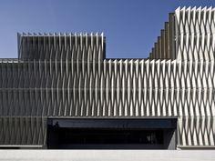 *커튼월 파사드 디자인하기 [ Vaíllo & Irigaray ] Biomedical Research Centre :: 5osA: [오사]