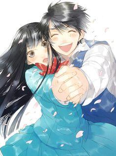 Cute Anime Girls on Más