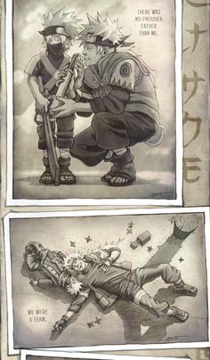 kejablank:  Dearest Kakashi …  After a long time... | Make a guess (check out the other pages if you can)