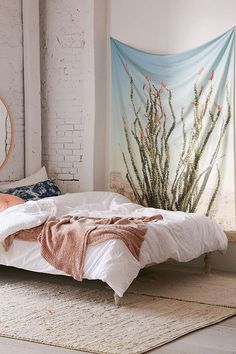 Bree Madden For Deny Desert Flower Tapestry