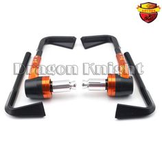 "Motocycle Accessories Universal 7/8"" 22mm Brake Clutch Levers Protect Guard For KTM 125 200 390 DUKE Orange #Affiliate"