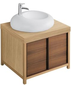 Perfect Villeroy u Boch PURE STONE Vanity unit x x