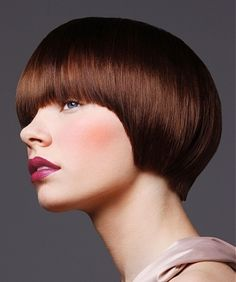 Very Blunt Bob | Blunt Cut Hairstyles and Haircuts