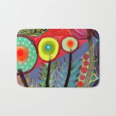 fascination Bath Mat
