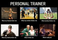 My life as a Personal Trainer.  www.blitzthefat.co.uk