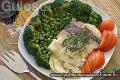 Algumas das receitas que não podem faltar para receber os amigos!  12 Receitas Saudáveis de Bacalhau, Frutos do Mar e Peixes!    Artigo aqui: http://www.gulosoesaudavel.com.br/2013/12/09/12-receitas-saudaveis-bacalhau-frutos-mar-peixes-natal/