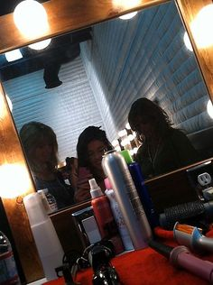 Hair and Make-Up #VoiceYourDreams