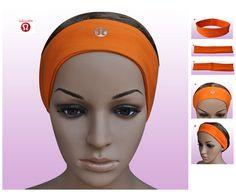 Black Friday Lululemon Sale Yoga Headband Orange for Hot 2014