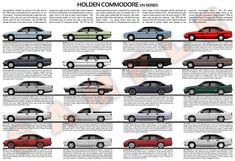 Posted Image | Paint charts, Holden, Painted paneling