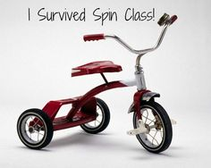 I survived Spin Class!   http://www.fitmomintraining.com/2012/11/14/i-survived-spin-class/