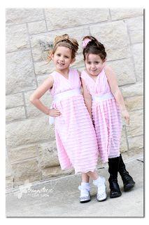 Sugar Bee Crafts: Ruffle Dress Tutorial