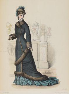 Le Moniteur de la Mode, 1876
