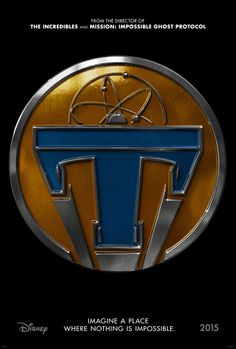 October 9, 2014 - The official teaser trailer for Tomorrowland, directed by Brad Bird and starring George Clooney, Britt Robertson, Raffey Cassidy and Hugh Laurie, just debuted at New York Comic Con.
