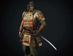 For Honor. The Orochi