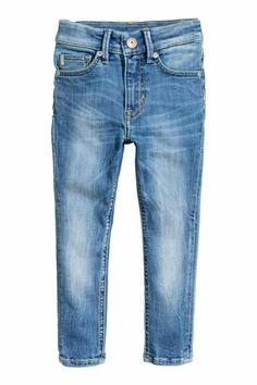 Super stretch skinny fit jeans