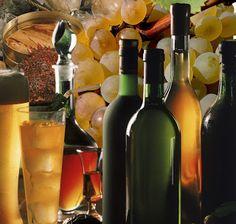 Licores e vinhos açorianos. Azores - Portugal