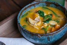 Roasted Chicken and Vegetable Soup - Danielle Walker's Against All Grain