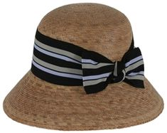 Casual yet elegant UPF 50+ Sun Protection by Tula Hats. Design by Alice Eichelmann