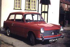 1963 Austin A40