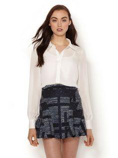 Hi-Low Hems: Sweaters, Dresses & More