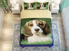 cute Christmas Beagle Dogs print bedding sets for boy's home decor twin full queen king size comforter duvet covers bedspread King Size Comforters, King Size Duvet Covers, Duvet Cover Sets, Pillow Covers, Beagle Dog, Pet Dogs, Kings Home, Boys Home, 3d Christmas
