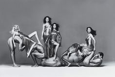 versace campaign 1995 avedon men - Szukaj w Google