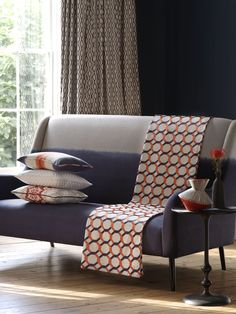 Traviata Fabric Collection (source Clarke & Clarke) / Fabric Wallpaper Australia / The Ivory Tower Clarke And Clarke Fabric, Fabric Wallpaper, Soft Furnishings, Interior Inspiration, Love Seat, Living Spaces, Upholstery, Two By Two, Couch