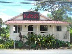 Kaleo's Bar & Grill @ 15-2969 Pahoa Village Rd, Pāhoa, HI 96778 #(808) 965-5600