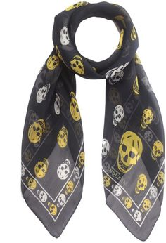 Pin for Later: Make This Year Your Mum's Chicest Yet Alexander McQueen Scarf Alexander McQueen Scarf (£144)