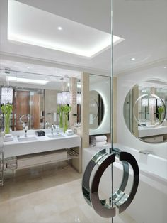 Crown Towers - Hotel suite FF+E, custom joinery, furnishings and detailing