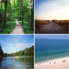 summertime in Northern Michigan