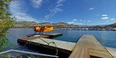 Chelan Seaplanes is a terrific float plane service located on Lake Chelan.  30 minutes in the air gets you to Stehekin at the head of the lake fifty-five miles north!