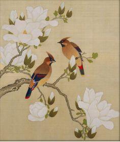 Chinese Gongbi painting_NO 005