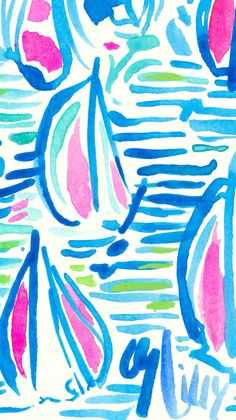 Lilly Pulitzer Lulu Wallpaper For Iphone Patterns We