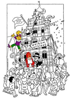 Sinterklaas in Culemborg, Roger Klaassen