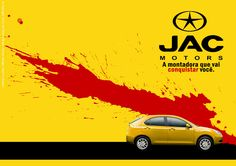 JAC MOTORS semiotic posters - fapeace