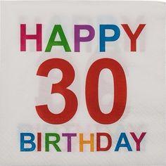 96 Beste Afbeeldingen Van Feestartikelen Voor Een 30ste Verjaardag