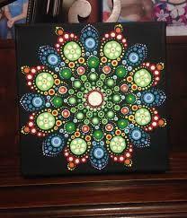 beautiful dot art painting - Búsqueda de Google Dot Art Painting, Dots, Beautiful, Google Search, Mandalas, Stitches