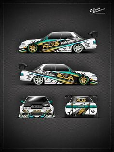 Car Stickers, Car Decals, Blueprint Drawing, Vinyl For Cars, Drifting Cars, Import Cars, Futuristic Cars, Racing Team, Car Painting