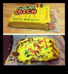 nailed it cake