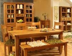 Vancouver Oak furniture from A World of Oak